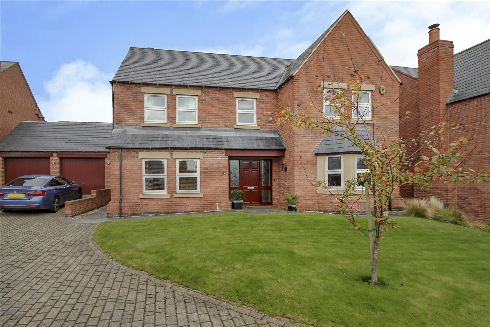 5 Bedrooms Detached House for sale in Orton Fields, Bramcote, Nottingham